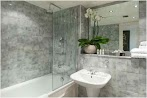 Bathroom Ideas With Marble Tiles HD W10M