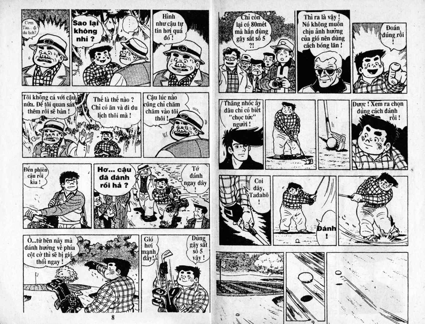 Ashita Tenki ni Naare chapter 5 trang 3
