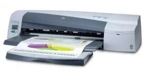Impressora HP Designjet 110 Plus