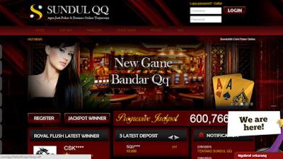 SUNDULQQ Agen Poker & Domino Online Terpercaya Di Indonesia