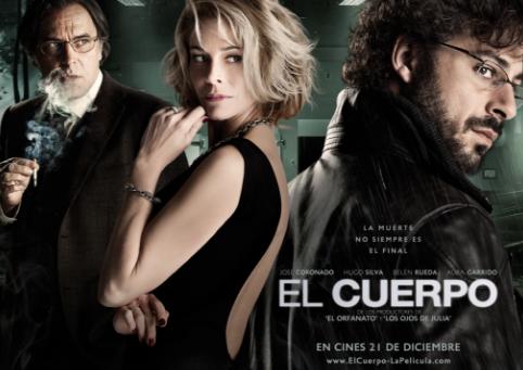 The Body - El Cuerpo (2012)