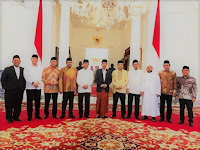 Makna Politik di balik Pertemuan GNPF MUI dengan Jokowi