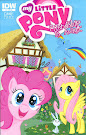My Little Pony Friendship is Magic #1 Comic Cover Retailer Incentive Variant