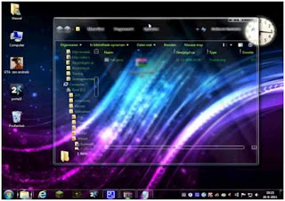 Cara menginstal tema di windows 7