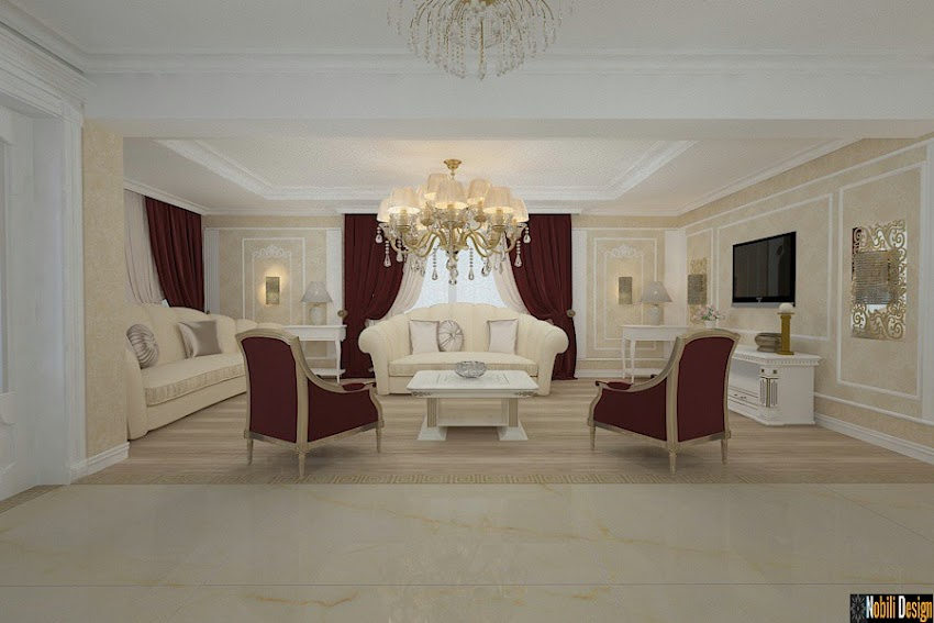Servicii design interior Constanta - Amenajari interioare case la cheie
