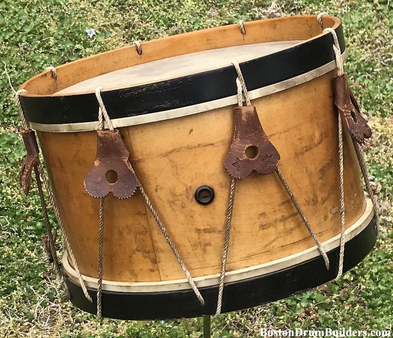 W. H. Cundy Drum ca. 1876 - 1885