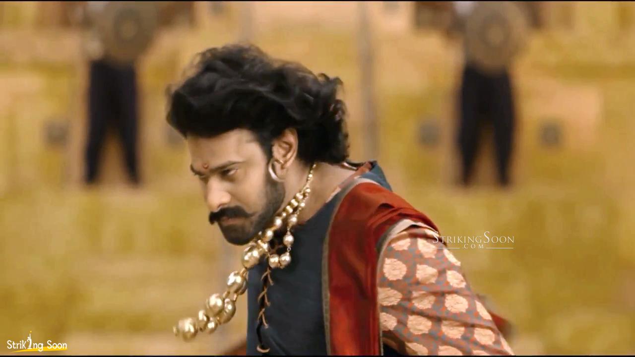 StrikingSoon.com: Prabhas In Baahubali First Look