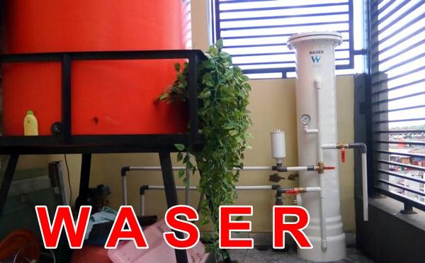 filter air serpong garden tangerang