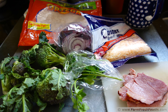 http://www.farmfreshfeasts.com/2013/03/leftover-ham-week-ham-and-broccoli-stem.html