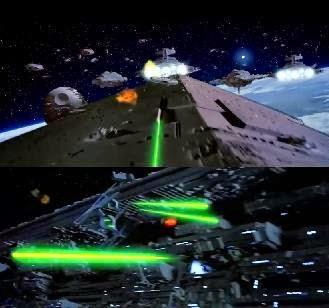 Űrháborús filmek 80-as évek