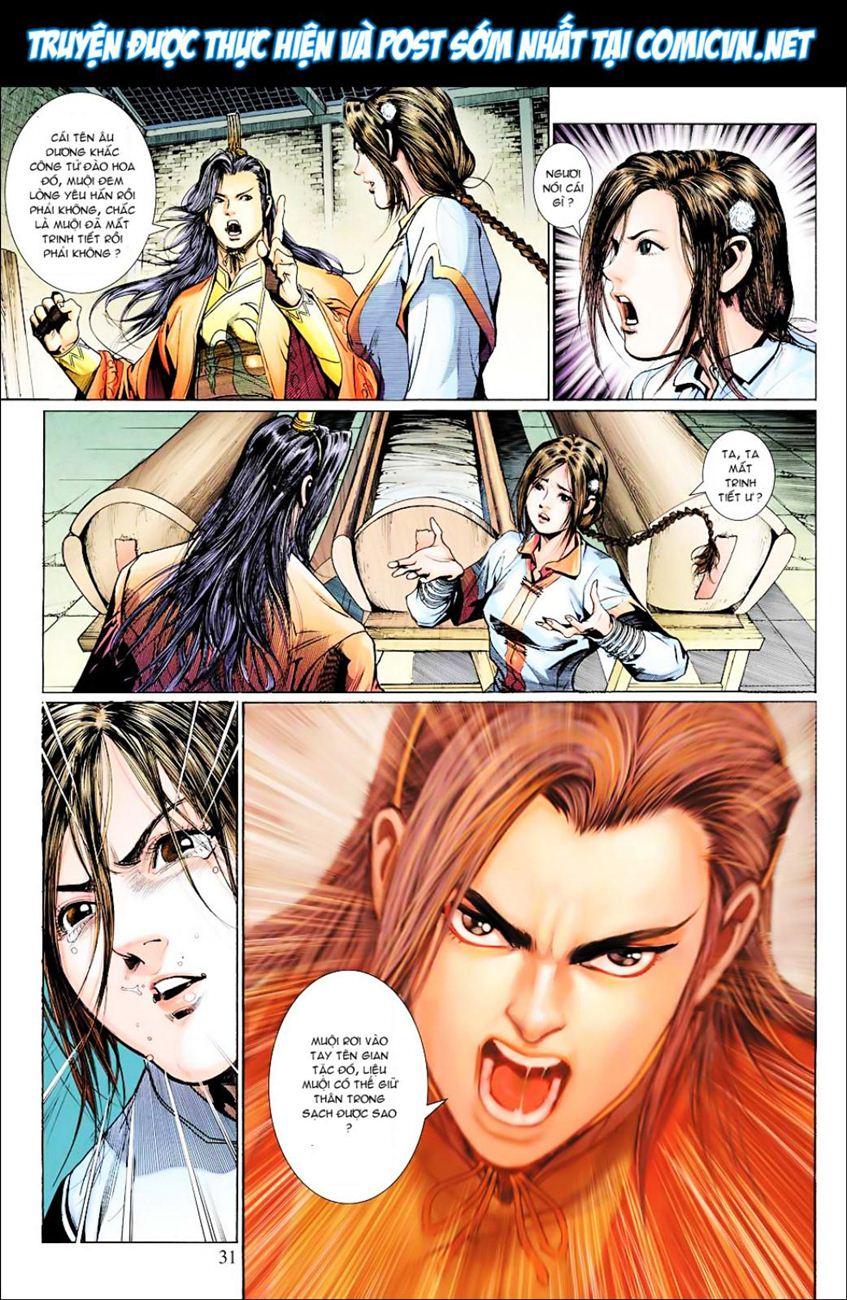 Anh Hùng Xạ Điêu anh hùng xạ đêu chap 38 trang 30