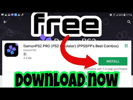 How To Fix DamonPS2 Pro Emulator Not Installing On Android.