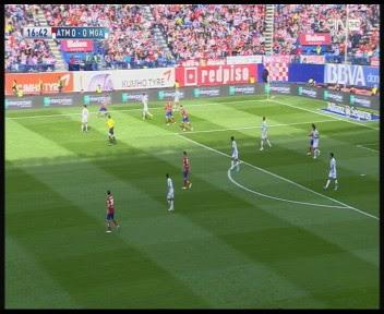 شاهد مباراة أتلتيكو مدريد ومالاجا بث مباشر الدورى الاسبانى