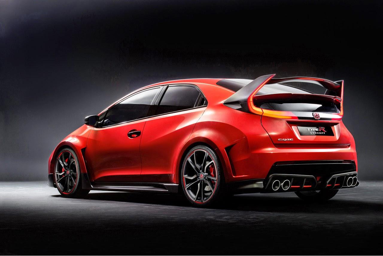 2014 Honda Civic Type-R Fotoğrafları | Araba Videoları ...