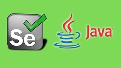 Learn Selenium with Java + Live Project
