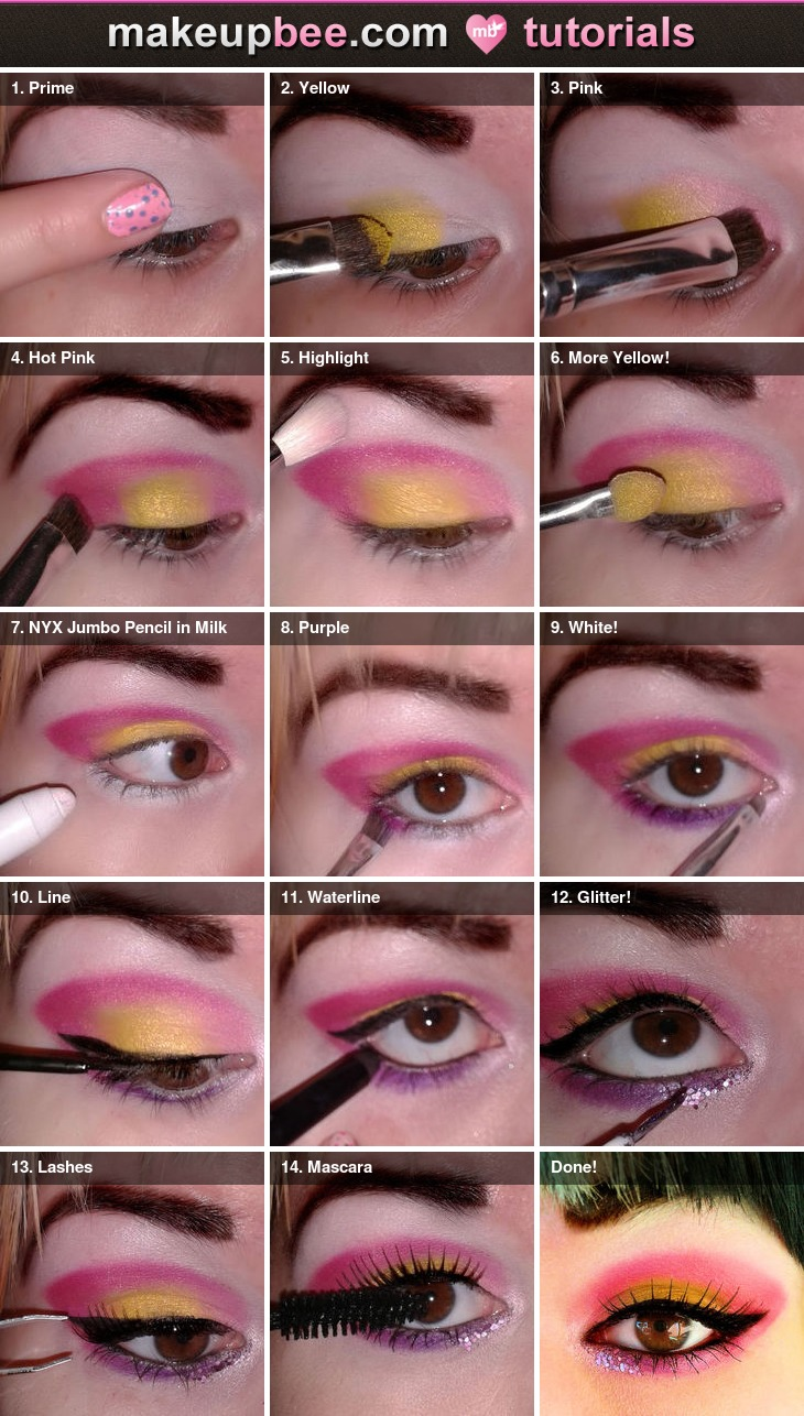 Shannon Shortcake (Makeup Addict): Leopard Print Makeup Look
