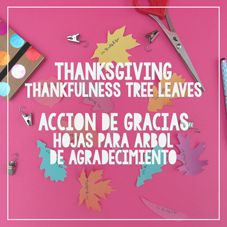 Thankfulness Tree Leaves