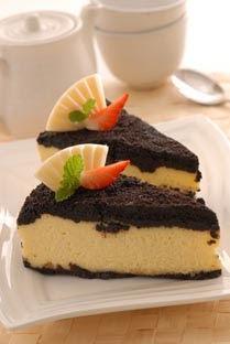 Cheese Cake Choco Cookies