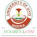 UNIUYO 2016/2017 1st Semester Resumption Date  [Undergraduate & Post-Graduate]