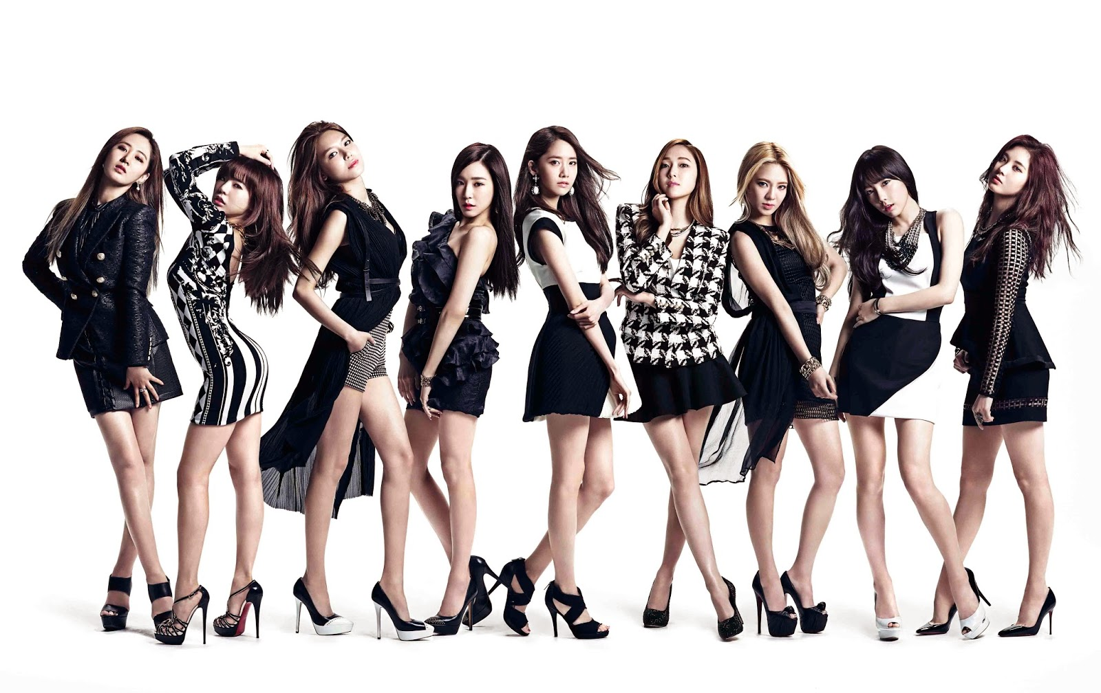 Girls' Generation Sets a New Record on Oricon Chart - Kpop