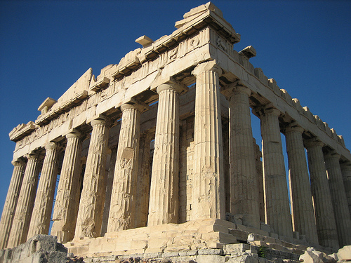 ancient world history greek classical art and architecture