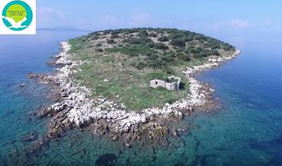 Η Νήσος Πρασούδι,στο νοτιοδυτικό τμήμα του Δέλτα Καλαμά (+ΒΙΝΤΕΟ)