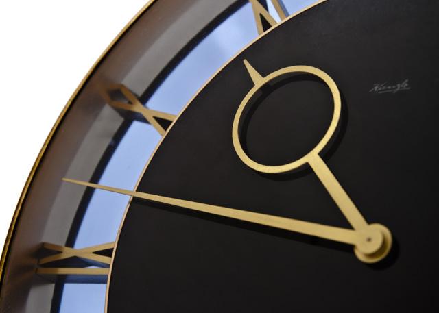 Rare Kienzle Art Deco Table Clock Design Heinrich M 246 Ller