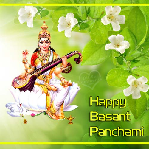 Best  saraswati puja status image pictures