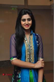 Actress Model Shamili Sounderajan Pos in Desginer Long Dress at Khwaaish Designer Exhibition Curtain Raiser  0012.JPG