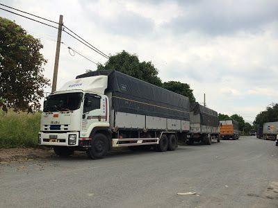 Vận chuyển hàng từ TPHCM đi Tây Nguyên