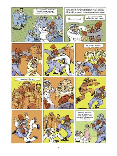 La Grippe Coloniale Tome 1 le retour d'Ulysse page 6 Vents D'Ouest
