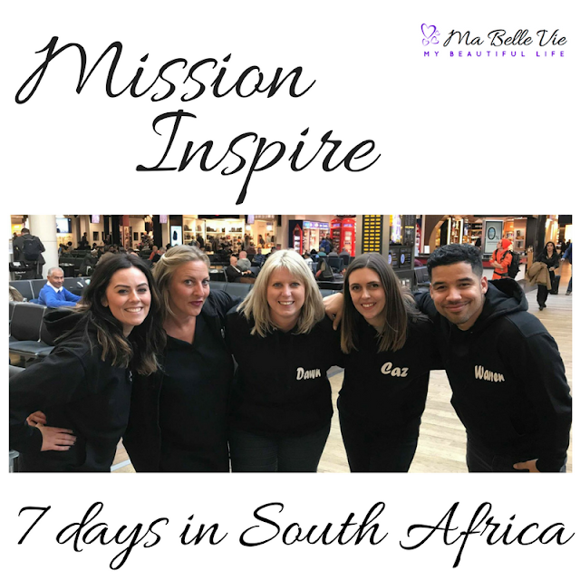 mission inspire, South Africa, Cape Town, travel, world changers