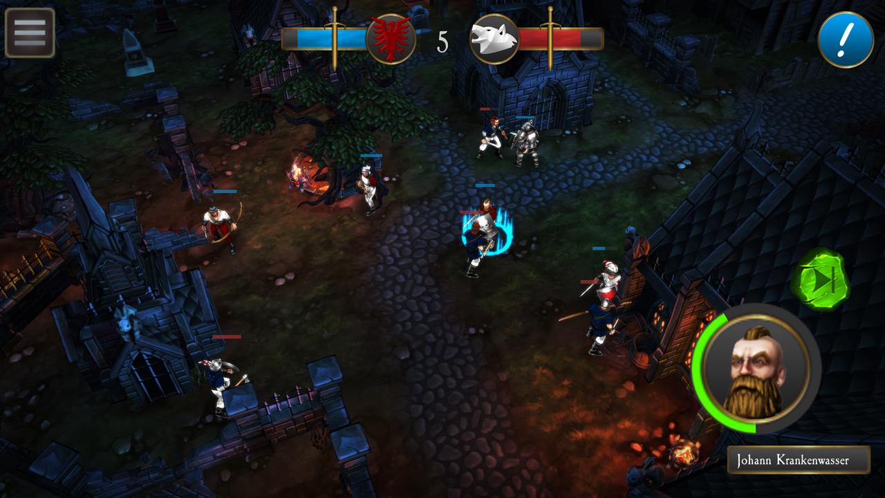 Mordheim: Warband Skirmish MOD APK terbaru