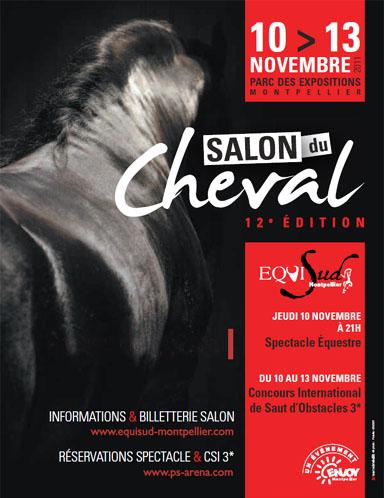 Salon Du Cheval Montpellier