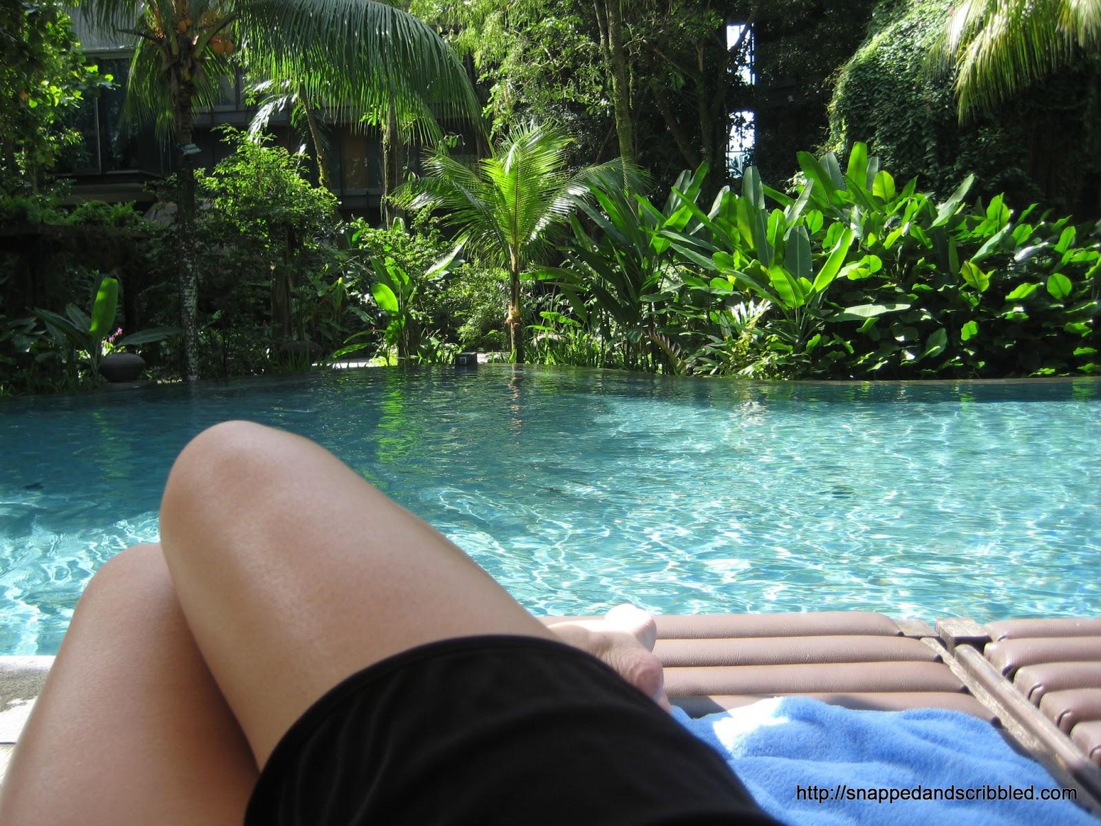 Siloso beach resort sentosa - Siloso beach resort swimming pool ...