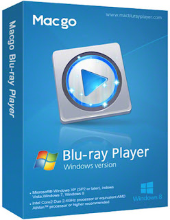 Macgo Windows Blu-ray Player 2.17.1.2524 Multilingual Full Crack