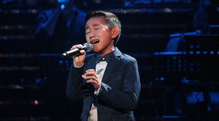 Joshua Oliveros 'The Voice Kids' Philippines Grand Finals
