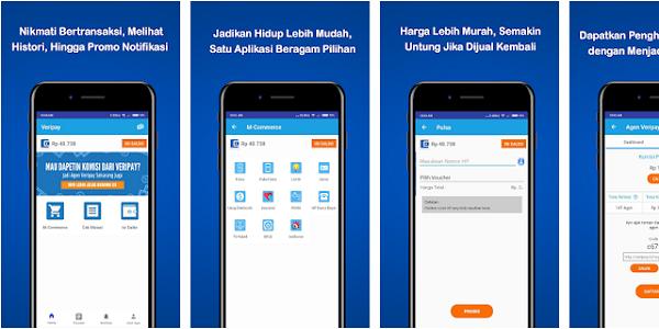 Aplikasi Server Pulsa Terbaik Aplikasi Veripay