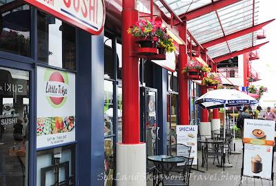溫哥華, vancouver, Lonesdale Market