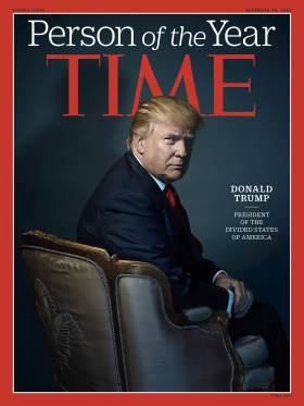 Donald Trump Named Times Magazine Person of the Year
