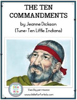 https://www.biblefunforkids.com/2018/01/ten-commandments-flip-chart-song.html