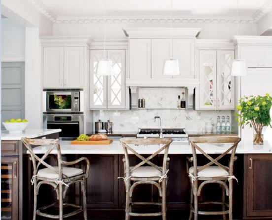 Glass Doors Versus Mirror Or Solid In The Kitchen 7 Pros And Cons