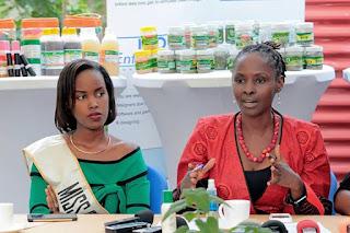 Made in Burundi - Karire Products - an anti mosquito Cosmetics Line - via @qzafrica