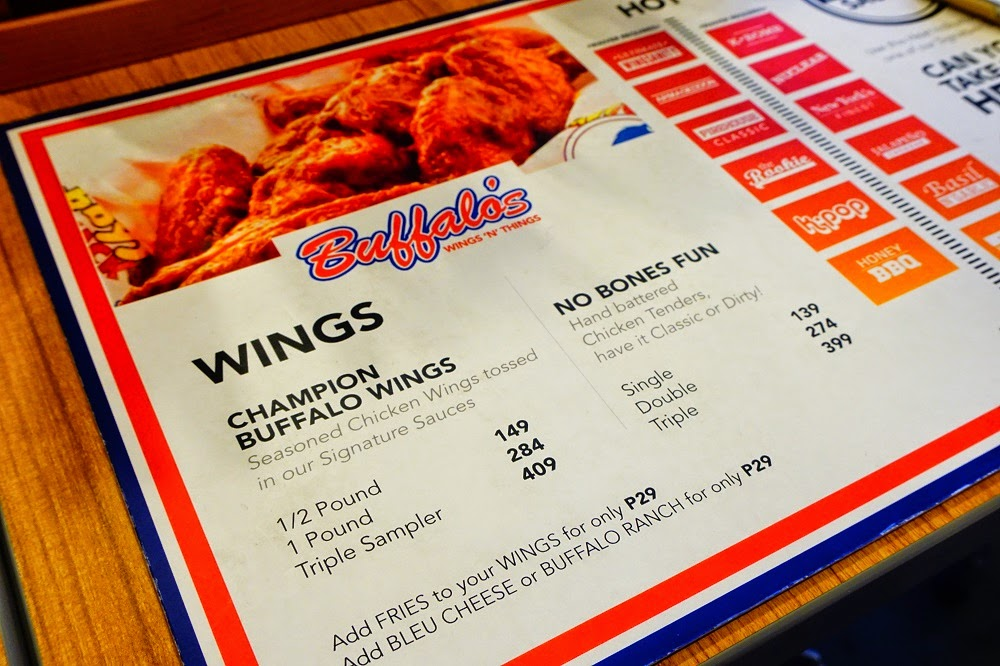 Buffalo's Wings 'n Things | Aylin Vedad | bubblyfluffy.com