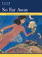 So Far Away (Book Cover)
