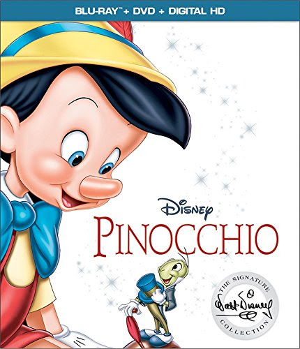 Pinocchio Signature Collection - Available Now On Blu-ray & Digital HD {giveaway}