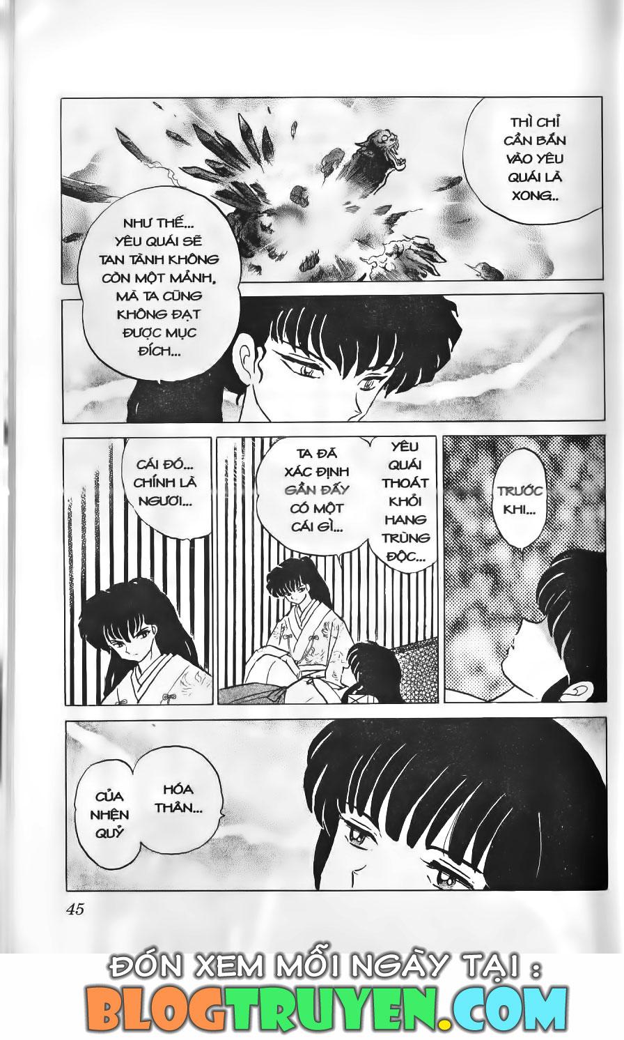 Inuyasha vol 13.3 trang 6