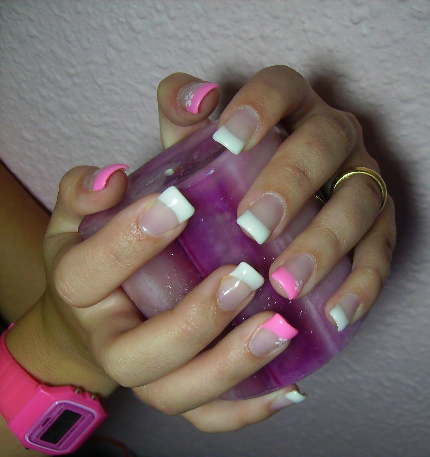 Estetica Cristina Uñas De Gel Color Rosa