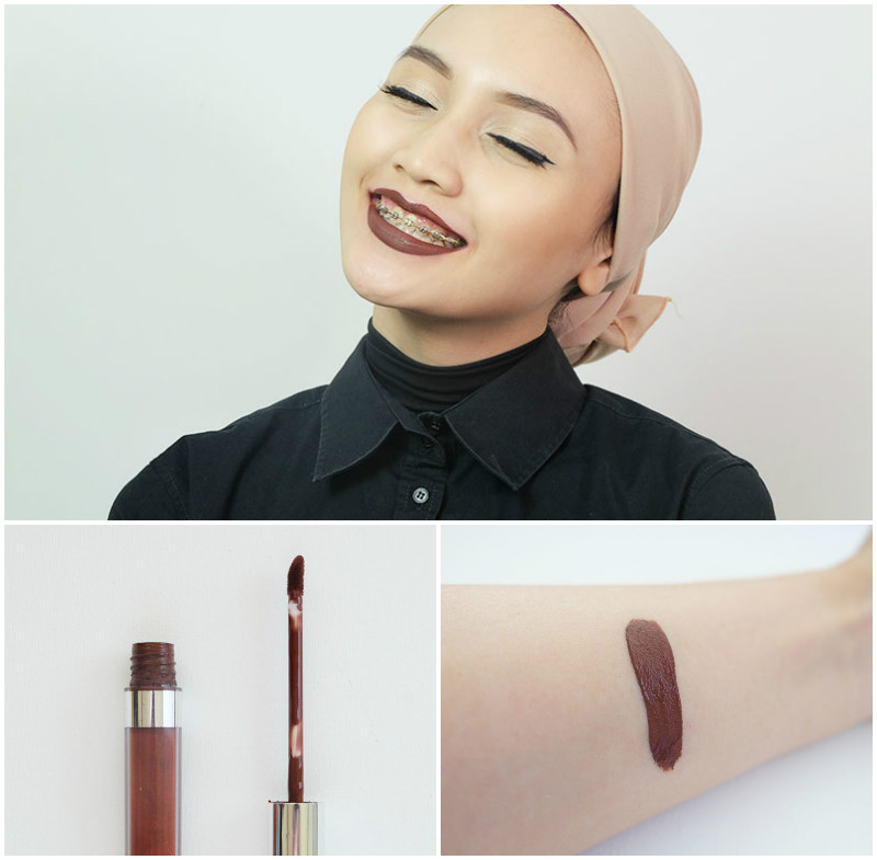 Bash Harry Brunei Beauty Blogger reviews ColourPop Ultra Matte Lip in Limbo