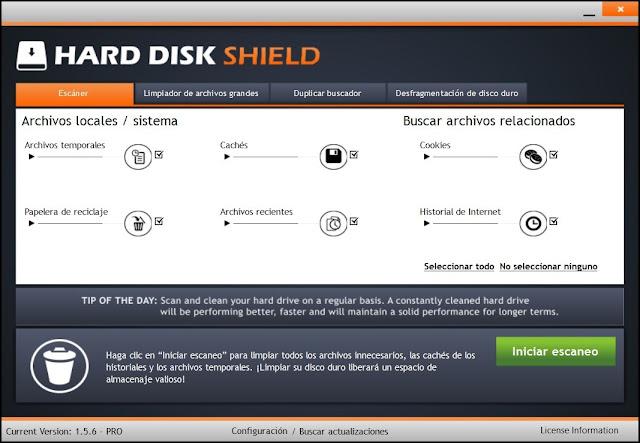 Hard Disk Shield Pro Full